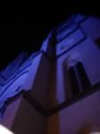 Fialový kostel
