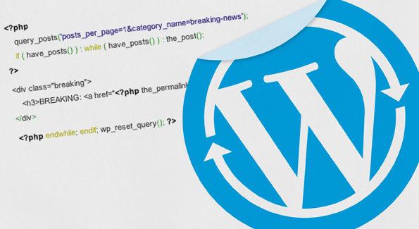 WordPress – Jak na vlastní šablonu – WP_Query