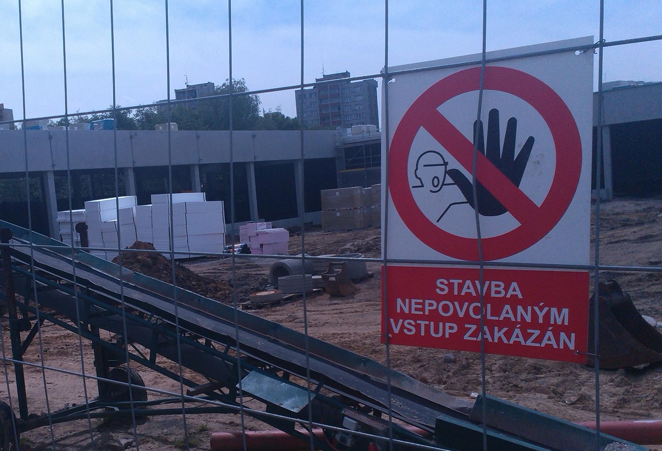 Nové obchody v Orlové
